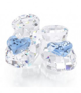 FIGURA SWAROVSKI BABY SHOES - 5108539