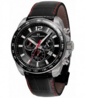 RELOJ PHILIPPE VANDIER SPEED LANE 77.010-NR - 77.010-NR